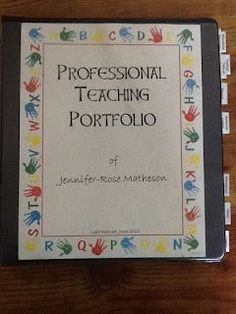 How to Make a Teacher Portfolio That Gets You the Job Luckeyfrogs