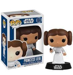 Funko Pop! Star Wars Princess Leia Vinyl Figure