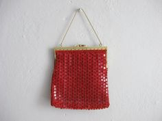 1950s Beaded Evening Bag