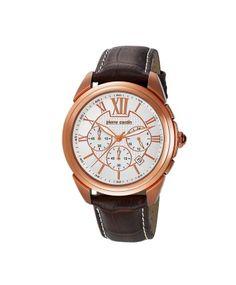 Pierre Cardin Black Chrono Watch for Men  #ohnineone #watch