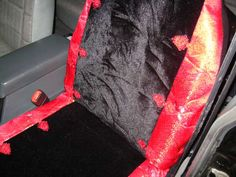 Picture of Find the Ugliest/cheapest Universal Carseat Cover.