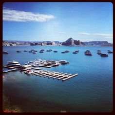 Lake Powell Resort is located at Wahweap Marina in Page, AZ - right in the heart of all your down-lake activities and adventures. The Resort offers comfortable lodging and suites, terrific dining and an ideal place to return to each evening after a day of fun and relaxation.