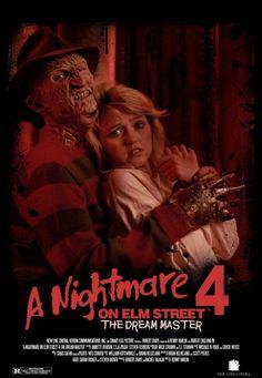 A Nightmare on Elm Street 4: The Dream Master (1988) - 2/5