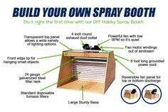 Build Your Own Spray Booth