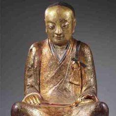 Guardate quest'immagine, all'apparenza sembrerebbe una normale statua di Buddha, in realtà questa scultura del XII secolo nasconde un terribile e oscuro.