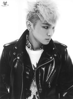 SHINee Key. One of the most stylish male Kpop idols.