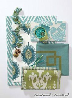 Cosmopolitan Fabric Collection