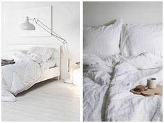 LIGHT & SIMPLE BEDROOMS