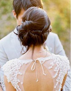 Tendências de Penteados para Casamento