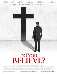 Do You Believe Movie? is amazing! Check out our review and trailer on our FB page: https://www.facebook.com/pages/Col-22-Apparel/1711790652294982.
