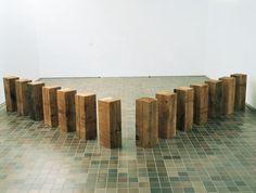 Carl Andre: Mass & Matter. Turner Contemporary, Margate. 1 February - 6 May 2013