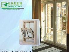 Green Windows, Upvc Windows, Windows And Doors, Frame, Home Decor, Picture Frame, Decoration Home, Room Decor, Frames