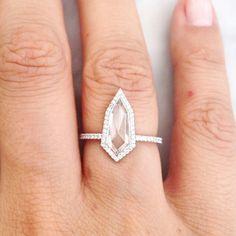 Eva Fehren Engagement Ring
