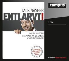 Jack Nasher: Entlarvt! Wie Sie in jedem Gespräch an die ganze Wahrheit kommen. (Hörbuch)