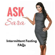 This is how I learned how to intermittent fast. I use the 16/8 protocol and have noticed a huge improvement in my hunger levels (down) and my energy levels (up). If IF confuses you or sounds dangerous (it is neither) then go to Dr. Sara Solomon's website.