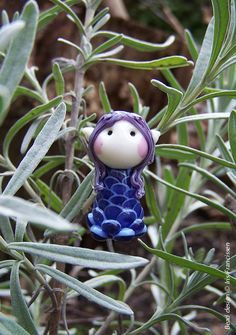 Image result for glass fairy bead