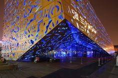 Poland Pavilion in Shanghai World Expo 2010 ~ DesignDaily Network