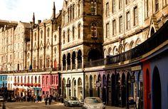 Edimburgo, tierra de leyendas y música