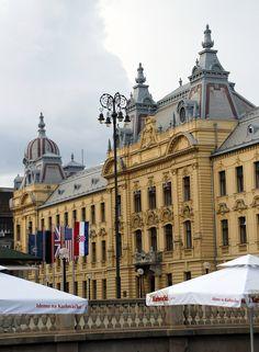 #Croatia #Zagreb