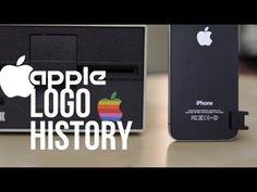Apple Logo History - YouTube