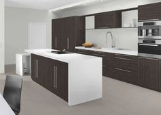 1000 images about kitchen ideas on pinterest grey kitchens modern kitchens and replacement - Modern look kitchen cabinets pictures for maximum effect ...