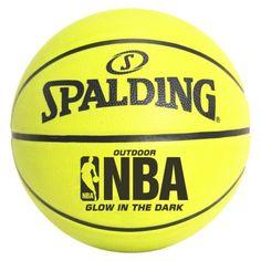 Evan - SPALDING green Spalding NBA Glow basketball 28.5