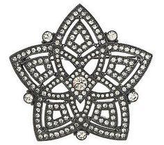 Joan Rivers Joan Rangers Badge of Fashion Pin j272118