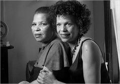 Ntosake Shange and Ifa Bayeza/Chester Higgins Jr. for The New York Times