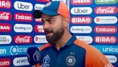 Virat talks about the things that cost Indian team defeat against England team Coca Cola, One Day Match, Nissan, Cricket World Cup, Virat Kohli, Birmingham, England, King, India