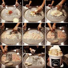 10Below Ice Cream - New York, NY, United States. Hand made ice-cream!