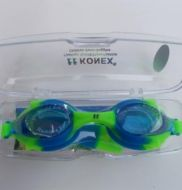 Swimming Goggles Blue And Green