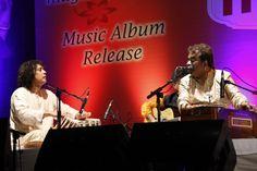 Hariharan and Ustad Zakir Hussain at #Chennai