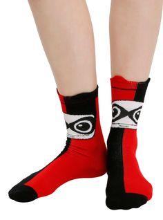 Time for new socks, Puddin'.
