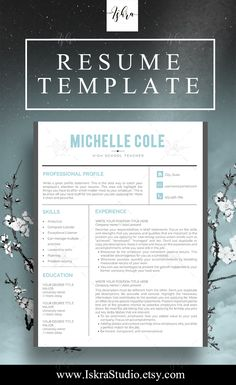 Buy One Get One Free Professional Resume Template Cv Format