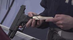 Case: Guns With History  銃社会のアメリカ。未成年による銃乱射事件等が起こると、度々銃規制を求める声が高まりますが、銃による死傷者減少を訴える米国の非政府組織・States