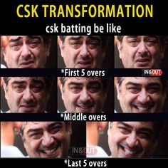CSK batting style Cute Couple Quotes, Cute Funny Quotes, Crazy Funny Memes, Stupid Memes, Some Funny Jokes, Faded Music, Cricket Poster, Crickets Funny, Dhoni Quotes