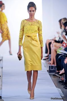 Why cant i find like a JCPenney version of this?! Oscar De La Renta  2013