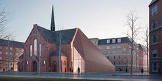 BIG . St. Thomas Church . Copenhagen  (1)
