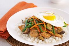 This traditional chicken stir-fry has a hot and spicy dressing to tantalise the taste-buds.