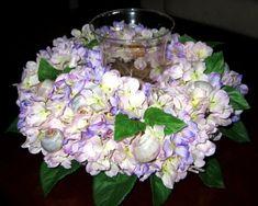 Hortensien-Kranz Vegetables, Plants, Craft Tutorials, Bricolage, Decorating Ideas, Handarbeit, Dekoration, Vegetable Recipes, Plant