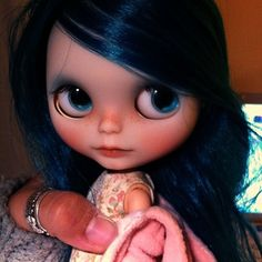 Carmen´s Myrtille Reloaded...(carving and faceup) | Awww too… | Flickr