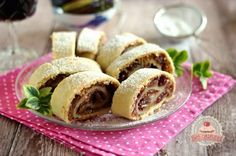 összes Hungarian Cookies, Rum, Tacos, Mexican, Sweets, Ethnic Recipes, Desserts, Food, Xmas