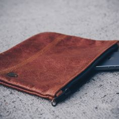 Age Carrier Zip Pouch | 60 USD