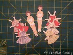 Travel Activity Bags ~ Creative Family Fun