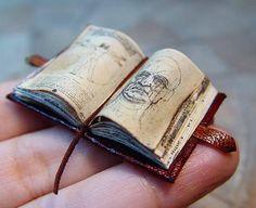 Leonardo de Vinci in miniature