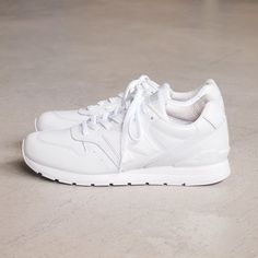 new balance - MRL996 white i need these ugh