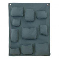Wall Tidy - Blue Gray  Numero 74
