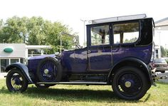 1914 Limousine (chassis 9AD) for Nicholas II of Russia