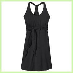 6ee7dac0a3290 Today Review - Patagonia Kiawah Island Dress - Womens Black