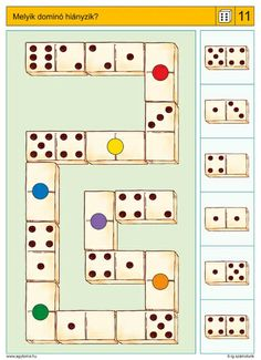 visuele discriminatie voor kleuters / preschool visual discrimination Bee Activities, Preschool Games, Kindergarten Activities, Classroom Activities, Sequencing Cards, Math Sheets, English Writing Skills, Grande Section, Homeschool Math